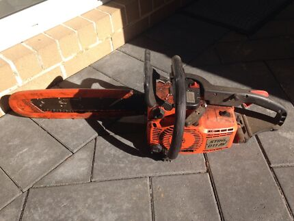 Stihl chainsaw Castle Hill The Hills District Preview