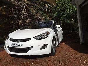 Hyundai Elantra 2012-  58, 500kms. 1.8L 4 cylinder Mount Colah Hornsby Area Preview