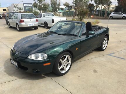 "2000 Mazda MX-5 Convertible ""FREE 1 YEAR WARRANTY"" Queens Park Canning Area Preview"