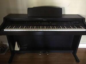 Roland KR-177 Digital Intelligent Piano Surrey Hills Boroondara Area Preview