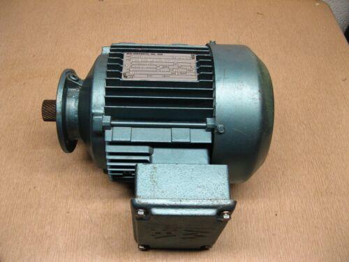 Sew-Eurodrive Inc Motor  DFT90S2 TEFC 2 HP 3PH 3300 RPM FREE SHIPPING