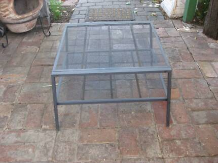 Wire Mesh Shelf/Plant Table - Sheds/Courtyard etc (Lemberg) Solid