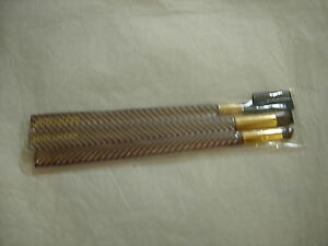 Estee Lauder Brush Set - Eyeshadow Brush, Brow Brush & Comb 3pcs