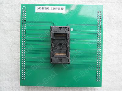 U0248395 Tsop48ep Socket Adapter For Up818p Up-818p Up828p Up-828p Programmer
