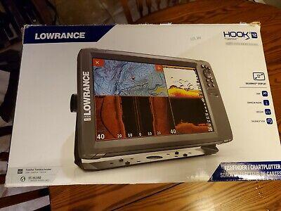 Lowrance X135 Fishfinder Sonar Replacement Unit
