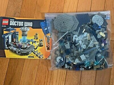 LEGO Ideas BBC Doctor Who 21304 (Several Missing Parts)