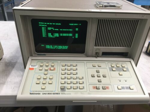 Tektronix DAS 9100 Series Digital Analysis System Logic Analyzer