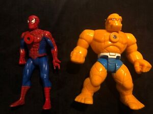 Marvel projection figures