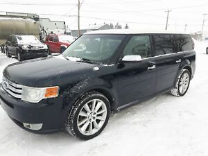 * 2009 FORD FLEX LIMITED AWD * HEADREST DVD * FULLY INSPECTED *
