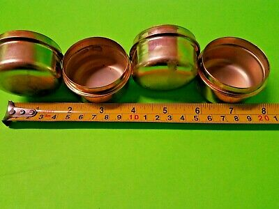 4 Pack Grease Cap For Bad Boy 014-7005-20 Exmark 1-543513 Scag 481559