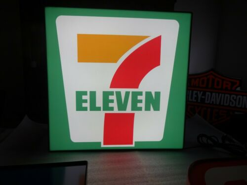 7-11 Lighted Sign