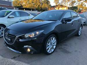 2014 Mazda Mazda3 SP25 Automatic Sedan LOW KMS * ONE OWNER * Granville Parramatta Area Preview