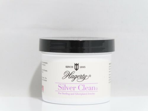 HAGERTY Sterling Silver Dip Cleaner Tarnish Remover 925 Jewelry Cleaning 4oz