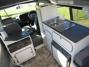 2002 Toyota Hiace Camper – IMMACULATE Glendenning Blacktown Area Preview