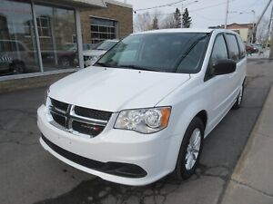 2017 Dodge Grand Caravan SXT *DVD *NAV*