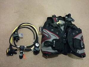 Scuba Diving Gear: BCD, Regs/Regulators, Computer - Serviced South Yarra Stonnington Area Preview