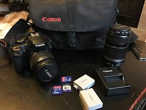 Canon Rebel XS - Complete Package!