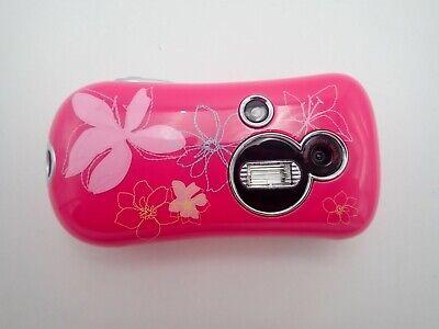 Digital Pink 626 Disney Pix Click Princess Digital Camera](Click Camera)