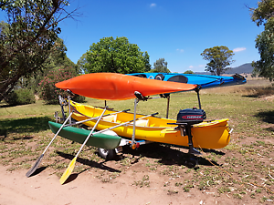Canoe package Spring Ridge Liverpool Plains Preview