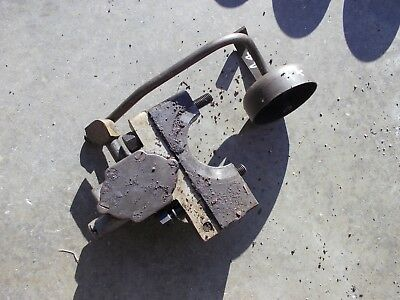 Massey Harris 44 Tractor Engine Motor Oil Pump Assembly W Gear Pickup Tube