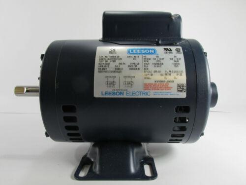 Leeson M4C17DH157D 67583 FR: S56Y 1/2HP 1725 RPM 115/208-230 V 50/60 Hz