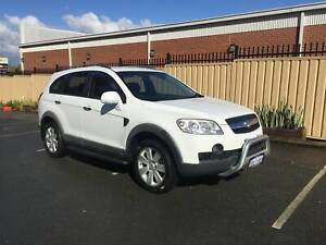 2010 Holden Captiva LX Automatic SUV St James Victoria Park Area Preview