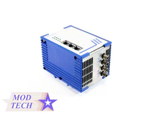 Belden Hirschmann RH1-TP/FL Industrial Ethernet Rail Hub