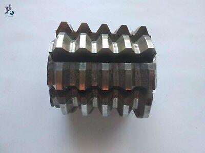 Involute Spline Hob Cutter Module M5 Pa30 Class A Hss Ussr