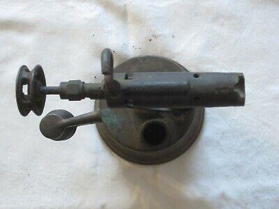 Antique Brass Gas Blow Torch Vintage Gasoline Blow torch Soldering