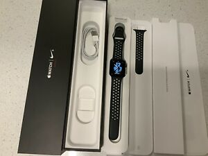 Apple Watch Series 3 Nike Cellular 42mm New!