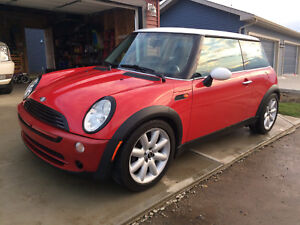 2005 MINI Mini Cooper Coupe (2 door)