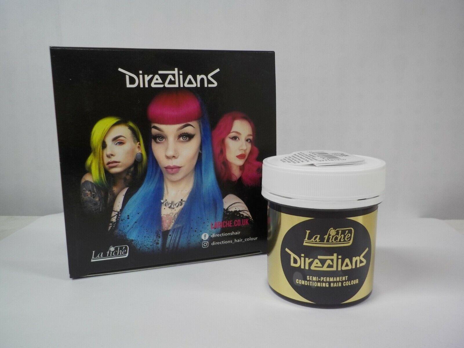 Directions La Riche Haarfarbe Haartönung bunte Haarfarbe ✨ alle Farben  88 ml