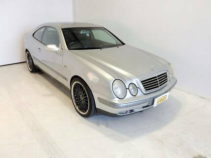 1998 Mercedes-Benz CLK320 Coupe Oxenford Gold Coast North Preview