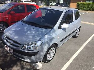 Hyundai Getz - RWC - Rego - 3 months Warranty - 1.6 ltr upgrade! Robina Gold Coast South Preview