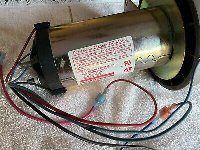 Gs Electric 2.5 Hp Permanent Magnet Treadmill Motor