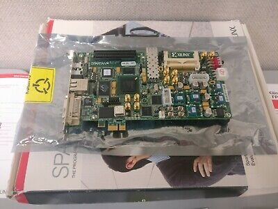 Xilinx Spartan-6 Fpga Evaluation Kit Sp605