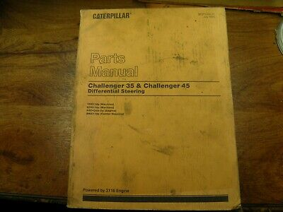 Caterpillar 35   Owner's Guide to Business and Industrial