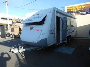 2006 Jayco Sterling 21.65-4 Ensuite, Island Bed, Air Conditioned Pialba Fraser Coast Preview