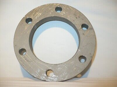3 Inch Stainless Steel Flange 6 Bolt 3.110id X 5.25od X .500 Thick - 3 Pipe