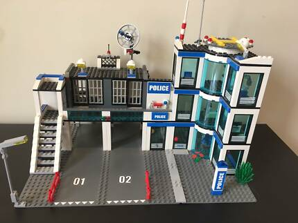 Lego City Instructions In South Australia Gumtree Australia Free