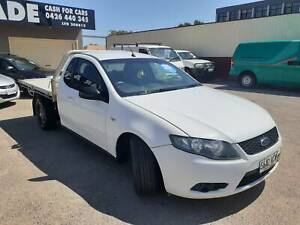 2009 FORD FG FALCON UTE.. Ready and waiting for you.. Blair Athol Port Adelaide Area Preview