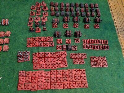 HUGE LOT Warhammer EPIC 40k Space Marine army  Blood Angels 1st Ed.