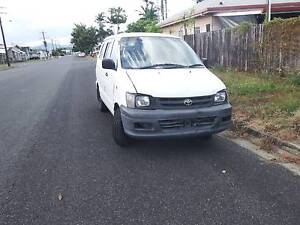 2002 Toyota Townace Van/Minivan has RWC Cairns Cairns City Preview