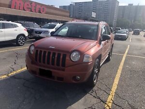 2009 Jeep Compass—COMES CERTIFED
