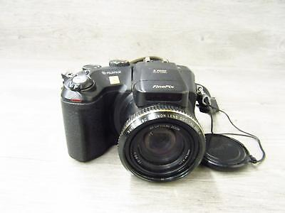 FujiFilm FinePix Black Digital Camera Model S7000