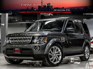 2015 Land Rover LR4 HSE LUXURY|7PASS|NAVI|REAR CAMERA|LOADED