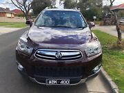 2012 Holden Captiva LX 4X4 7 Seater Turbo Diesel Auto Rego Rwc Campbellfield Hume Area Preview
