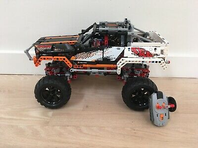 LEGO Technic 4X4 Crawler (9398) Truck And Remote Only