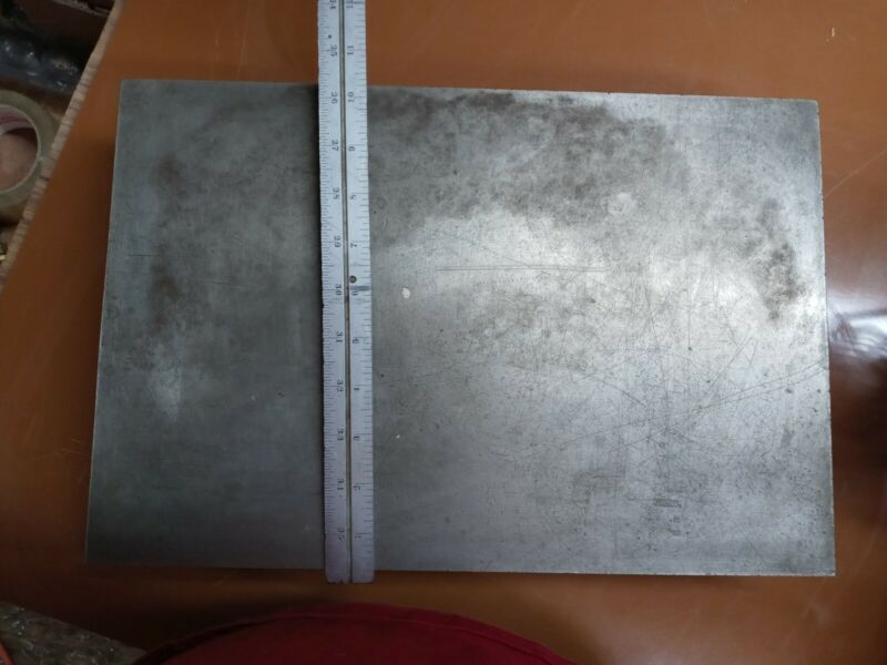 Machinist Steel Surface Plate 15