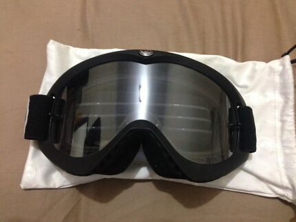 Dragon MDX Coal Rapid Roll System Clear AFT Lens Goggles Black